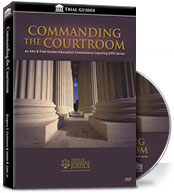 Commanding the Courtroom