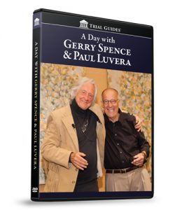 A Day with Gerry Spence & Paul Luvera