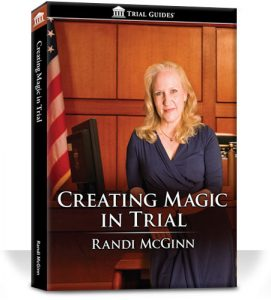 Creating Magic in Trial