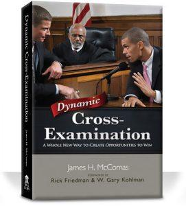 Dynamic Cross-Examination