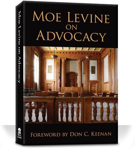 Moe Levine on Advocacy