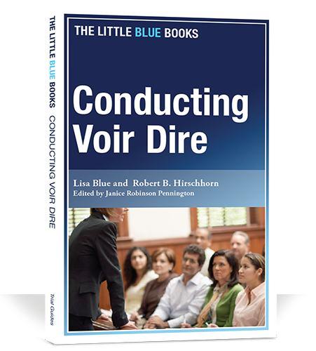Conducting Voir Dire