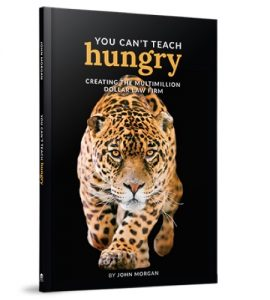 You Can't Teach Hungry