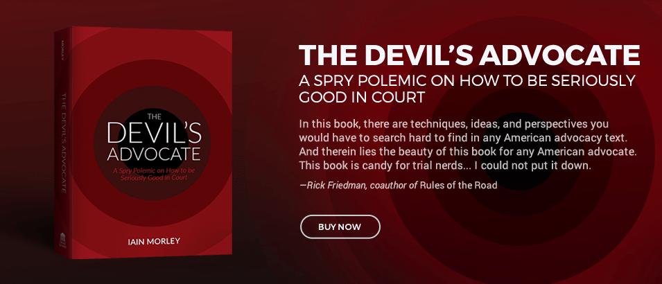 The Devil's Advocate