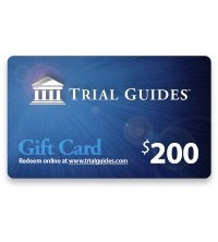 Trial Guides $200 Gift Card