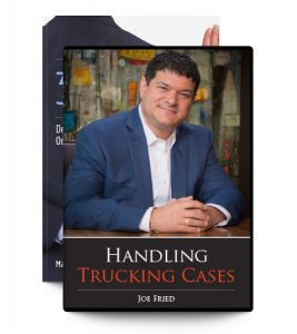 Trucking Cases Package