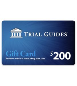 $200 Trial Guides Gift Card
